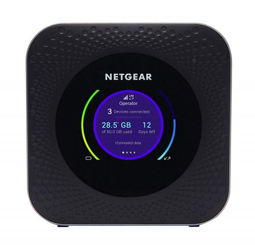 Nighthawk 4G LTE Mobile Hotspot Router