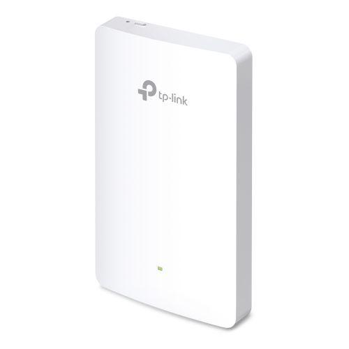 Omada AC1200 PoE Wireless Wall Plate AP