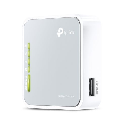 Portable 3G 4G Wireless N Router