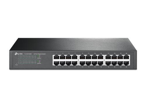 24 Port Gigabit Unmanaged Desktop Switch