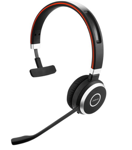 Evolve 65 UC Mono Bluetooth Headset