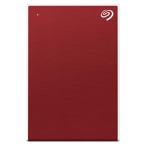 4TB Seagate Backup Plus USB3 Ext HDD Red