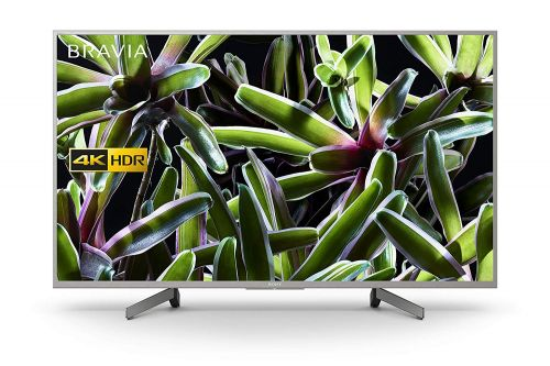 XG70 55in 4K UHD HDR Smart LED TV Silver