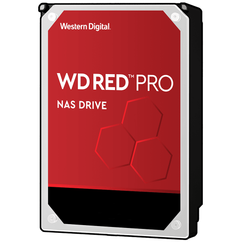 12TB WD Red 3.5in SATA 7200rpm Int HDD