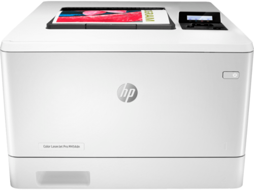 HP Color LaserJet Pro M454DN Duplex Network Colour Printer W1Y44A#B19