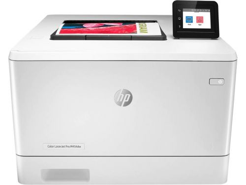HP Color LaserJet Pro M454DW Duplex Wireless Colour Printer W1Y45A#B19