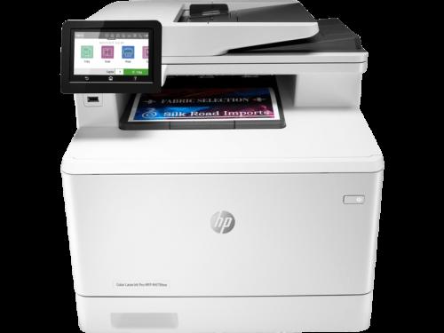 LaserJet Pro M479fnw Printer