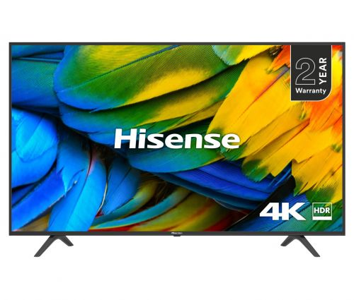 Hisense 50in 4K UHD Smart LED TV