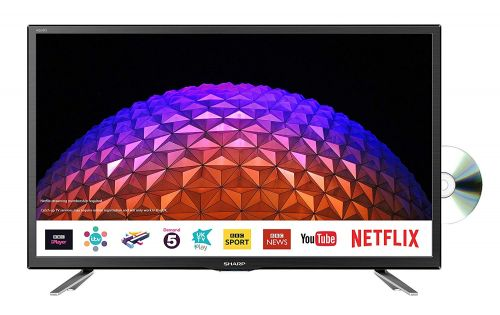 Sharp 24in HD Ready Smart LED TV