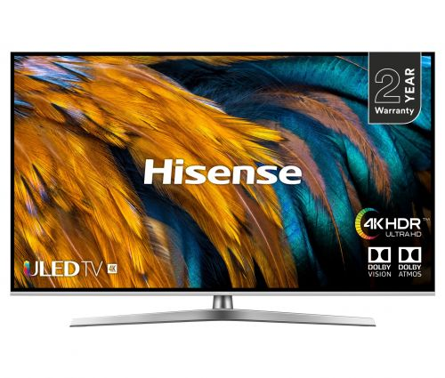 Hisense 50in 4K UHD Smart ULED TV