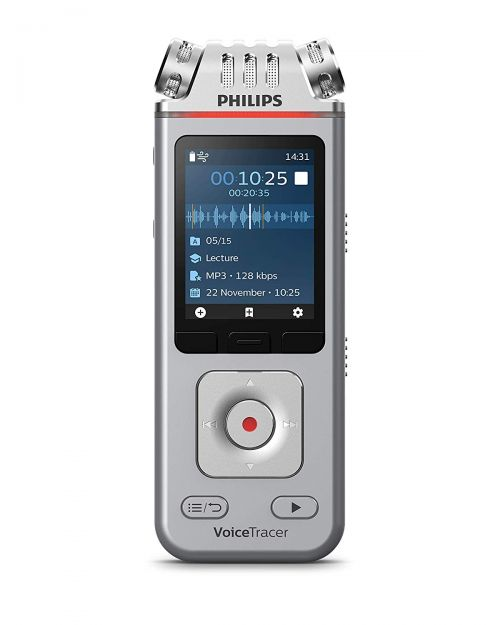 Philips VoiceTracer Lectures DVT4110 PH00647