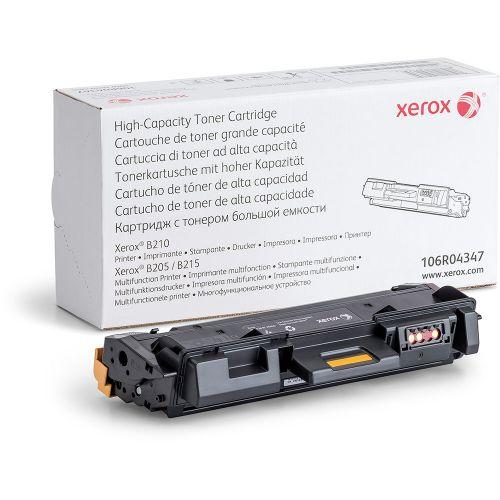 Xerox 106R04347 Black Toner 3K
