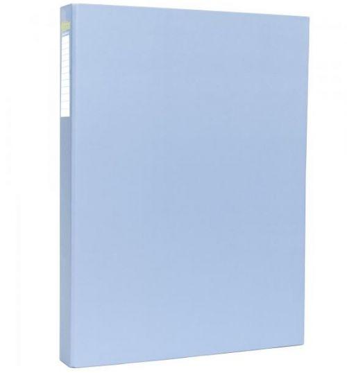 Pukka A4 Pastel Ringbinder Blue BX10