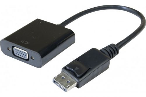 EXC Displayport 1.2 To VGA Adapter