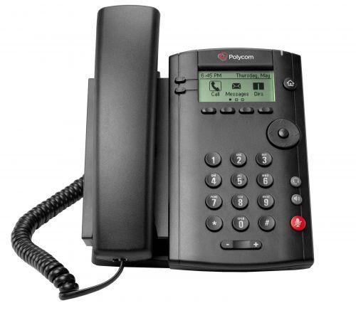 VVX 101 1 Line Desktop IP Phone No PSU