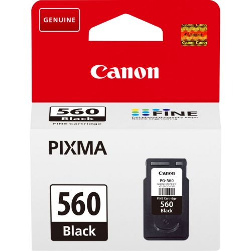 Canon 3713C004 PG560 Black Ink 8ml