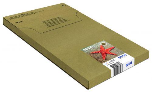 Epson 603Xl Black/C/M/Y Multipack Ink Easymai