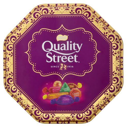 Quality Street Festive Tin 1Kg
