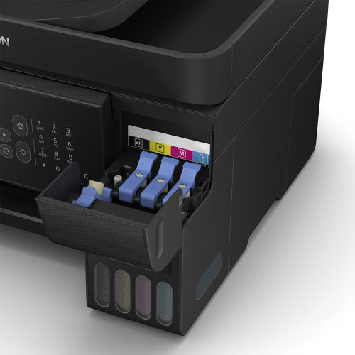 Epson EcoTank ET4700 Inkjet Printer C11CG85401 by Epson, EP65187