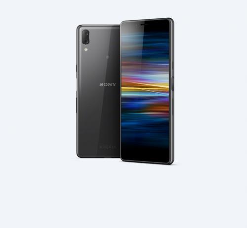 Sony Xperia L3 3GB 32GB Black Smartphone