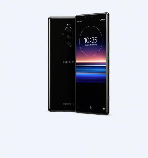 Sony Xperia 1 128GB Black Smartphone