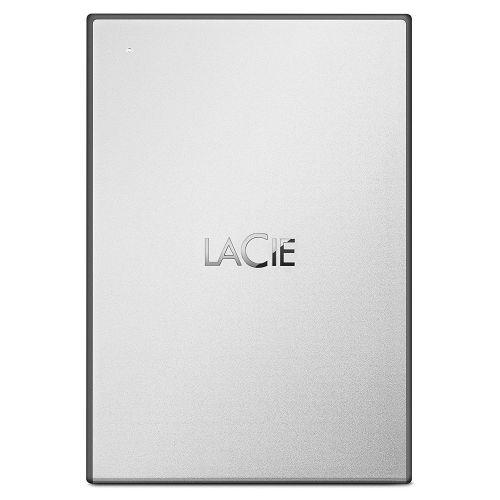 1TB LaCie USB 3.0 Silver Ext HDD