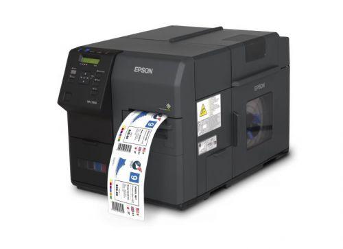 Epson TM-C7500 Standard Colour Label Printer C31CD84012 | EP54442 | Epson