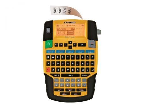 Dymo Rhino 4200 Label Printer With QWERTY (UK) Keyboard 1801611