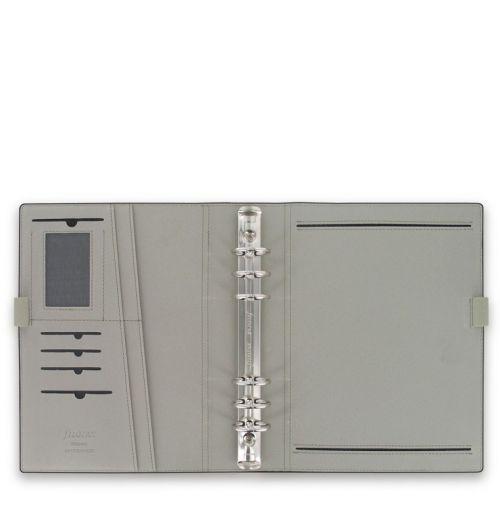 Filofax Domino Organiser A5 Black 27868 FX17598