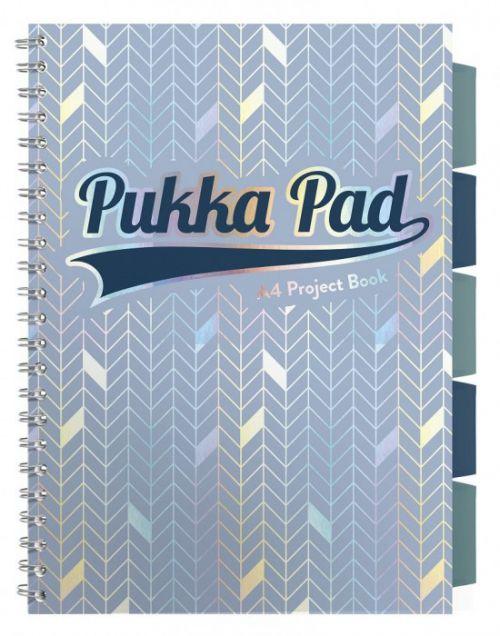 Pukka Glee Project Book A4 Light Blue PK3