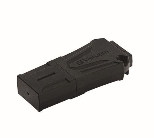 Verbatim ToughMAX 64GB USB 2.0 Flash Drive Black 49332