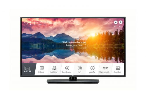 55in UT661H 4K Smart Hotel TV