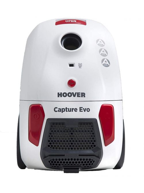Hoover Capture Bagged Cylinder Vacuum