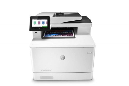 HP Color LaserJet Pro M479FDN Multifunction Duplex Network Printer W1A79A#B19