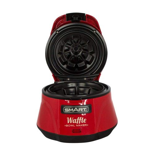 SMART Waffle Bowl Red