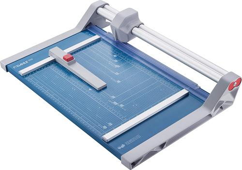 Dahle Professional Rotary Trimmer A4 Cutting Length 360mm Blue 550