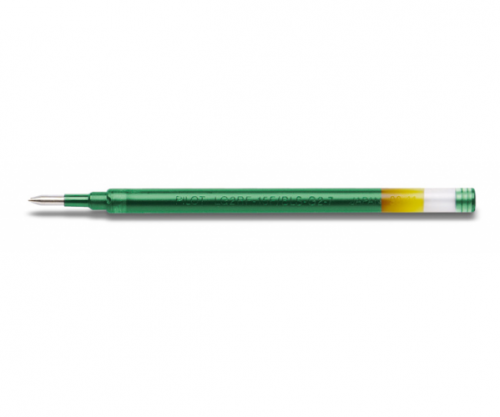 Pilot Refill for B2P Gel G207 Green (Pack 12)