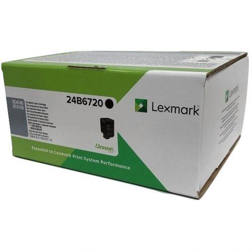 OEM Lexmark 24B6720 Black 20000 Pages Original Toner