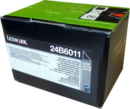 OEM Lexmark 24B6011 Black 6000 Pages Original Toner