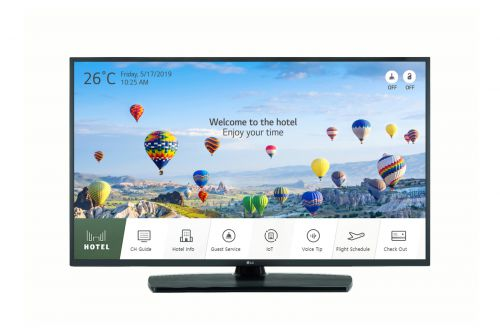43UT661H 43in LED 4K UHD Smart Hotel TV