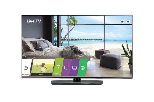 LG UT761H 55in 4K UHD Smart Hotel TV