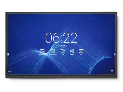 CB861Q 86in LCD 4K Interactive Display