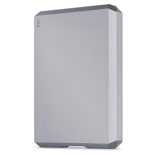 5TB LaCie USBC Space Grey Mobile Ext HDD