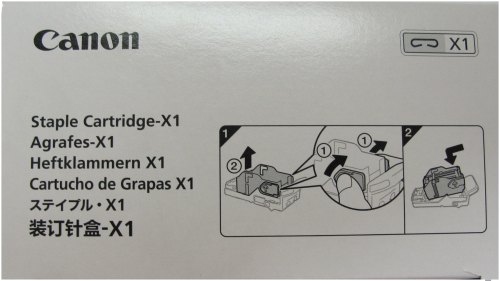 Canon X1 Staples
