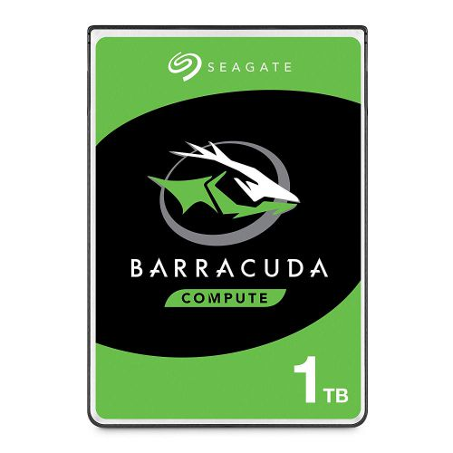 Seagate 1TB Barracuda SATA 2.5in Int HDD