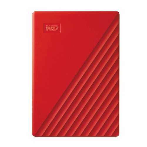 WD 4TB My Passport USB 3.0 Red Ext HDD