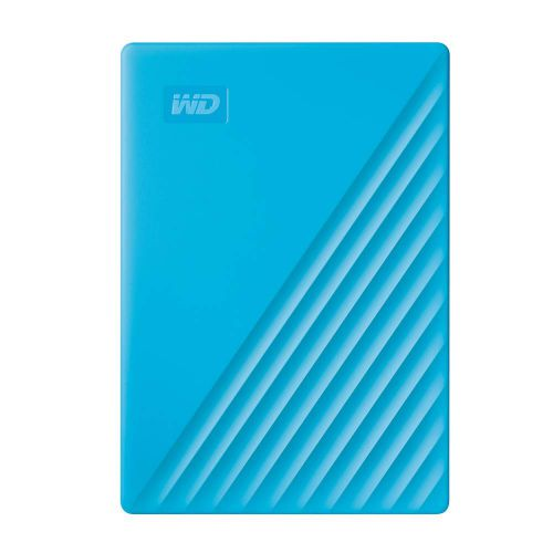 WD 2TB My Passport USB 3.0 Blue Ext HDD