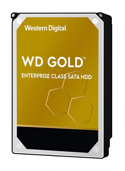 10TB Gold Enterprise SATA 3.5in Int HDD