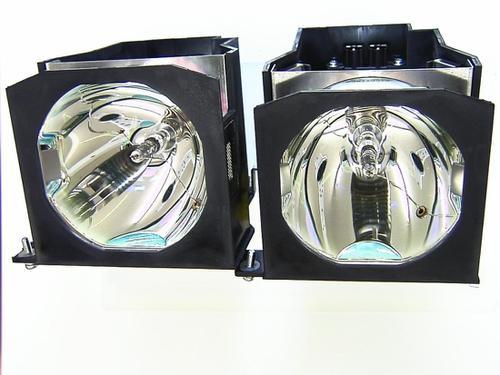 Dual Lamp PANASONIC PTD7700 Projector