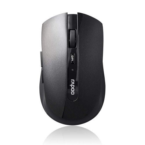7200P 5Ghz Wireless 1000 DPI Mouse Black